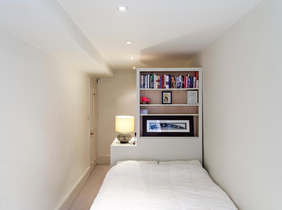 Letto Matrimoniale Incassato Nel Muro : Cosa possono fare i muri nella camera da letto design e
