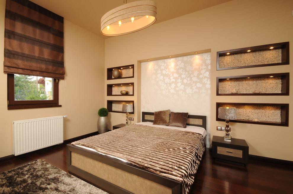 Wat kunnen muren in de slaapkamer zijn ontwerp en decoratie van
